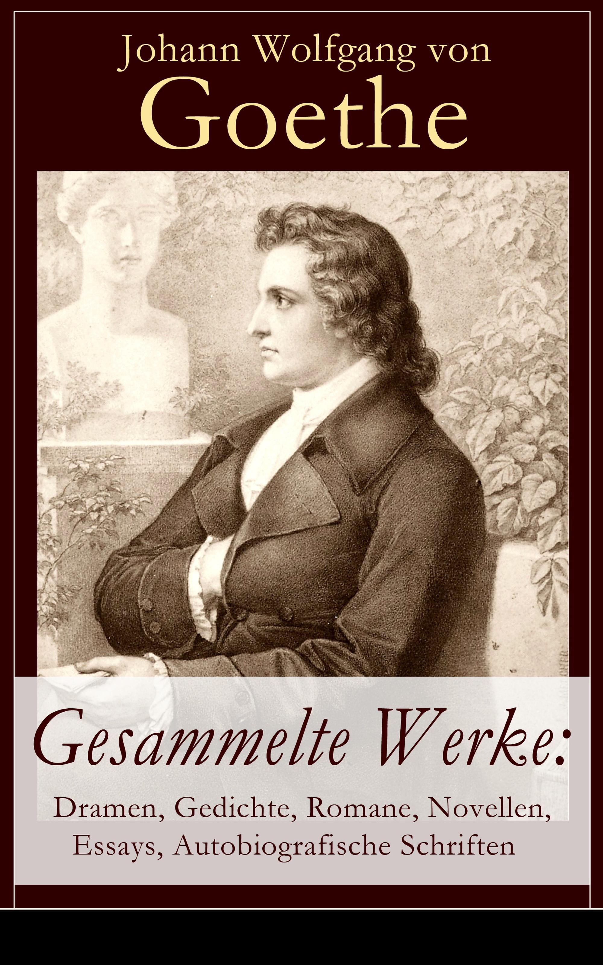 gesammelte werke dramen gedichte romane novellen essays autobiografische schriften