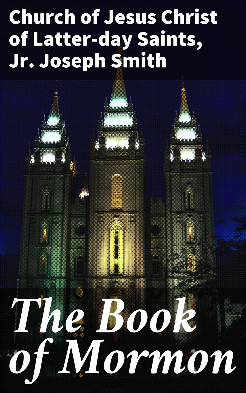 Church of Jesus Christ of Latter-day Saints The Book of Mormon city of saints