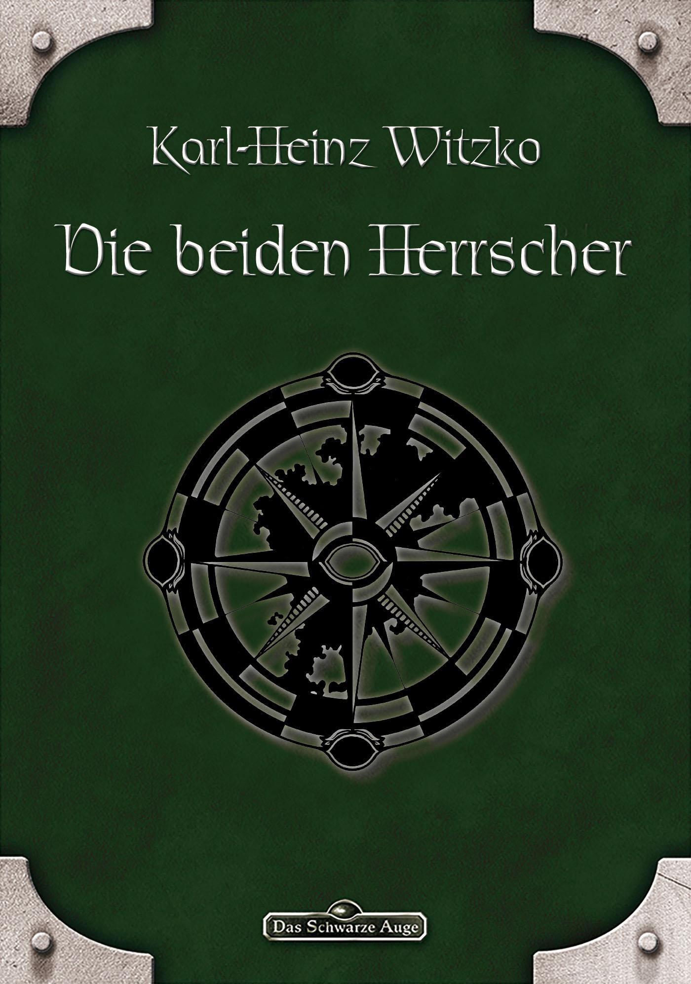 Karl-Heinz Witzko DSA 44: Die beiden Herrscher karl heinz bohle dresden in farbe