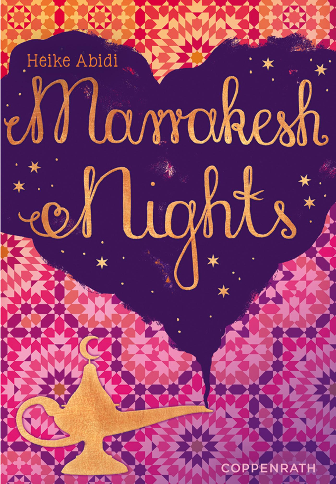 Heike Abidi Marrakesh Nights