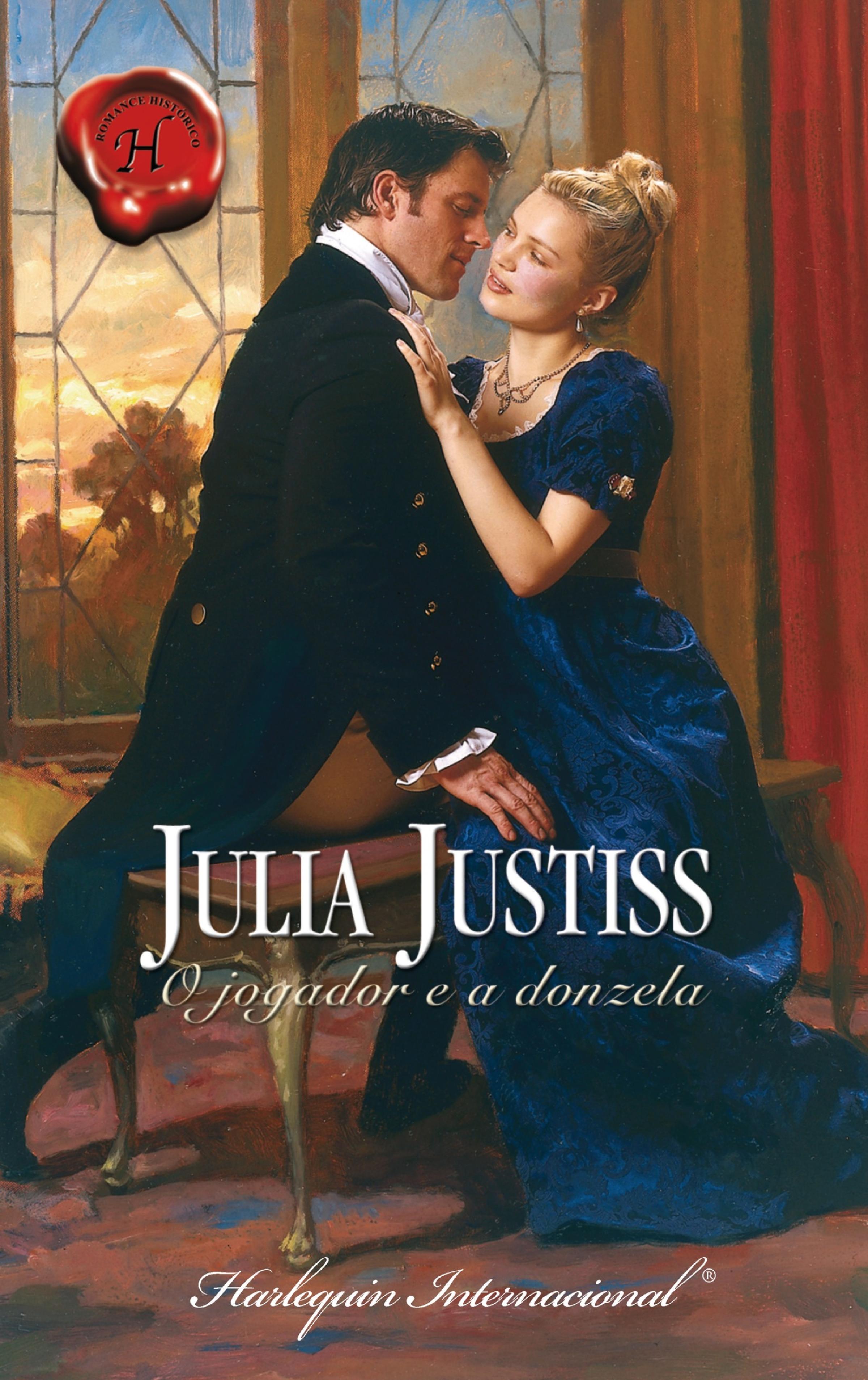Julia Justiss O jogador e a donzela недорого