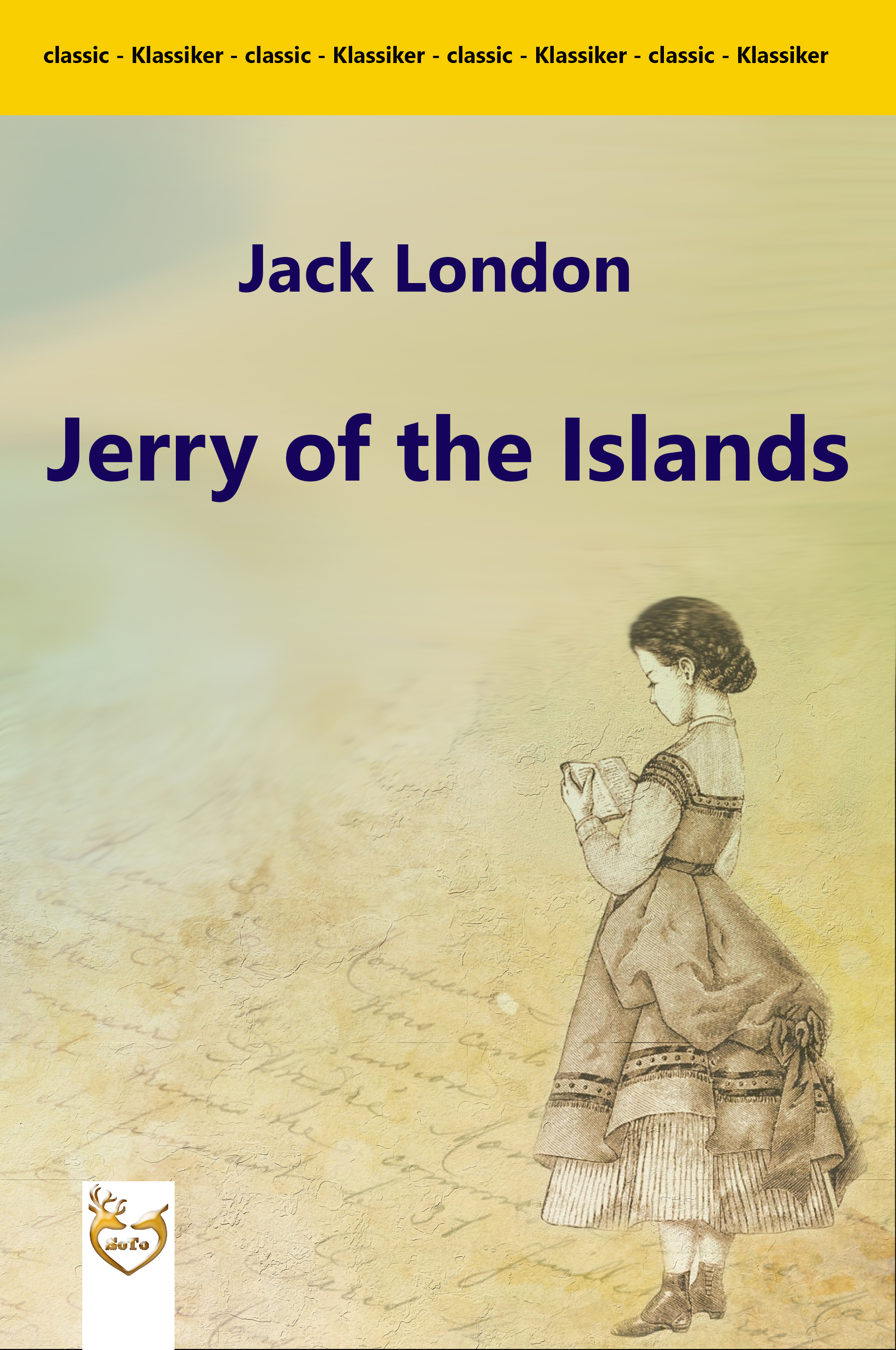 Джек Лондон Jerry of the Islands london j john barleycorn and jerry of the islands