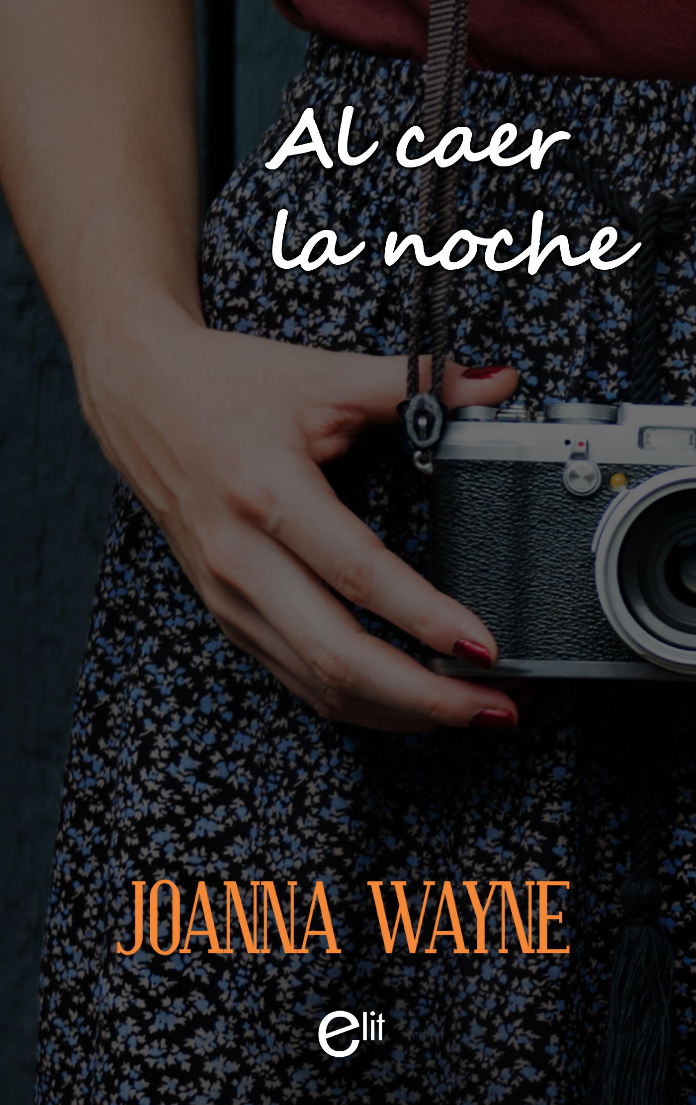 Joanna Wayne Al caer la noche joanna wayne the second son