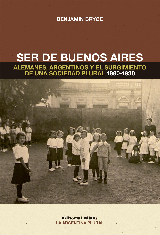 Benjamin Bryce Ser de Buenos Aires la oreja de van gogh buenos aires