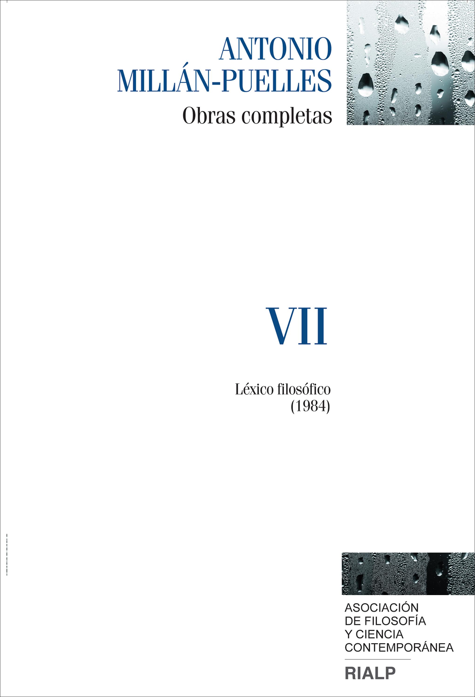 Antonio Millán-Puelles Millán-Puelles. VII. Obras completas david millán escrivá robert laganiere opencv 4 computer vision application programming cookbook