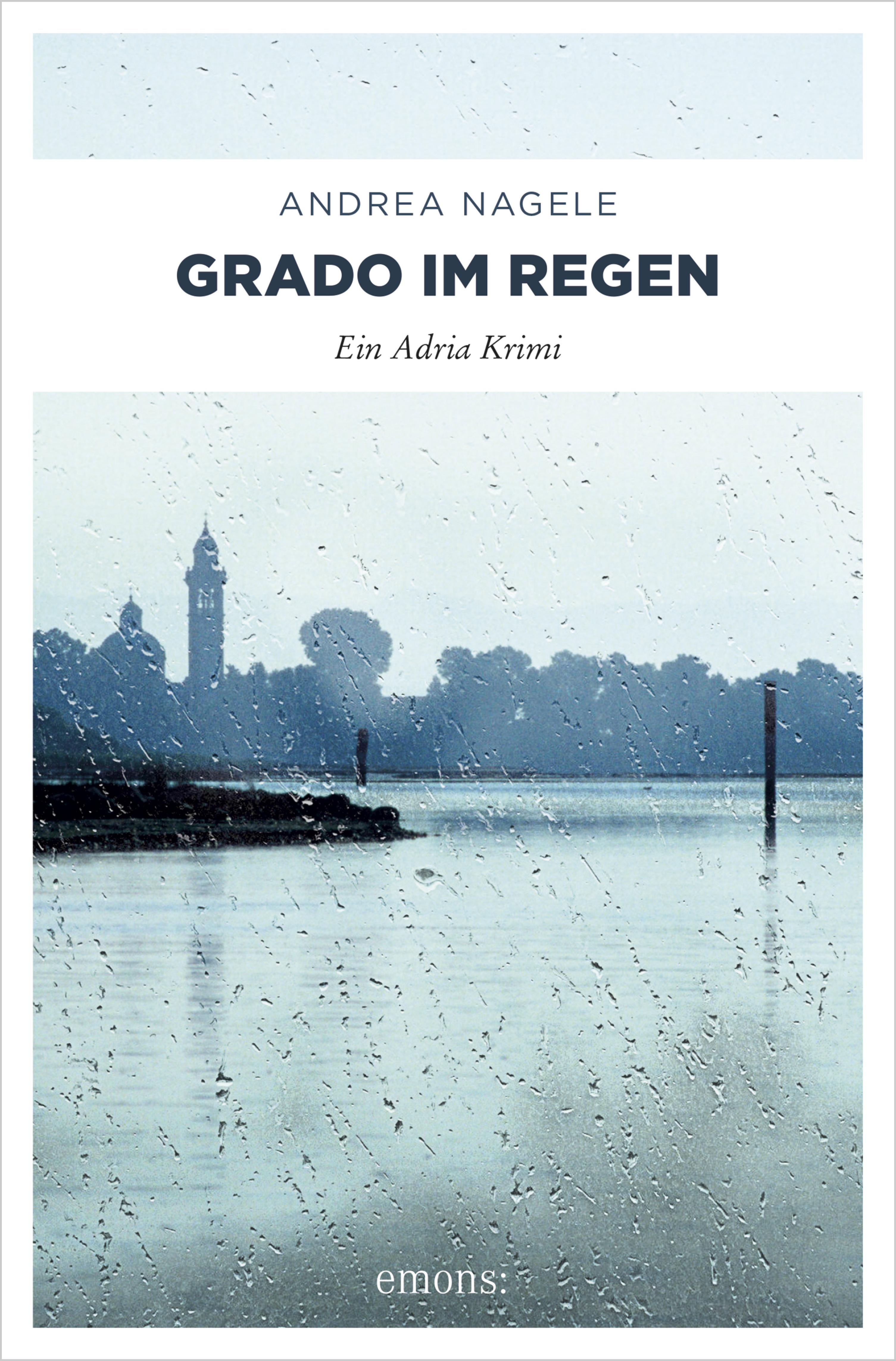 Andrea Nagele Grado im Regen цена