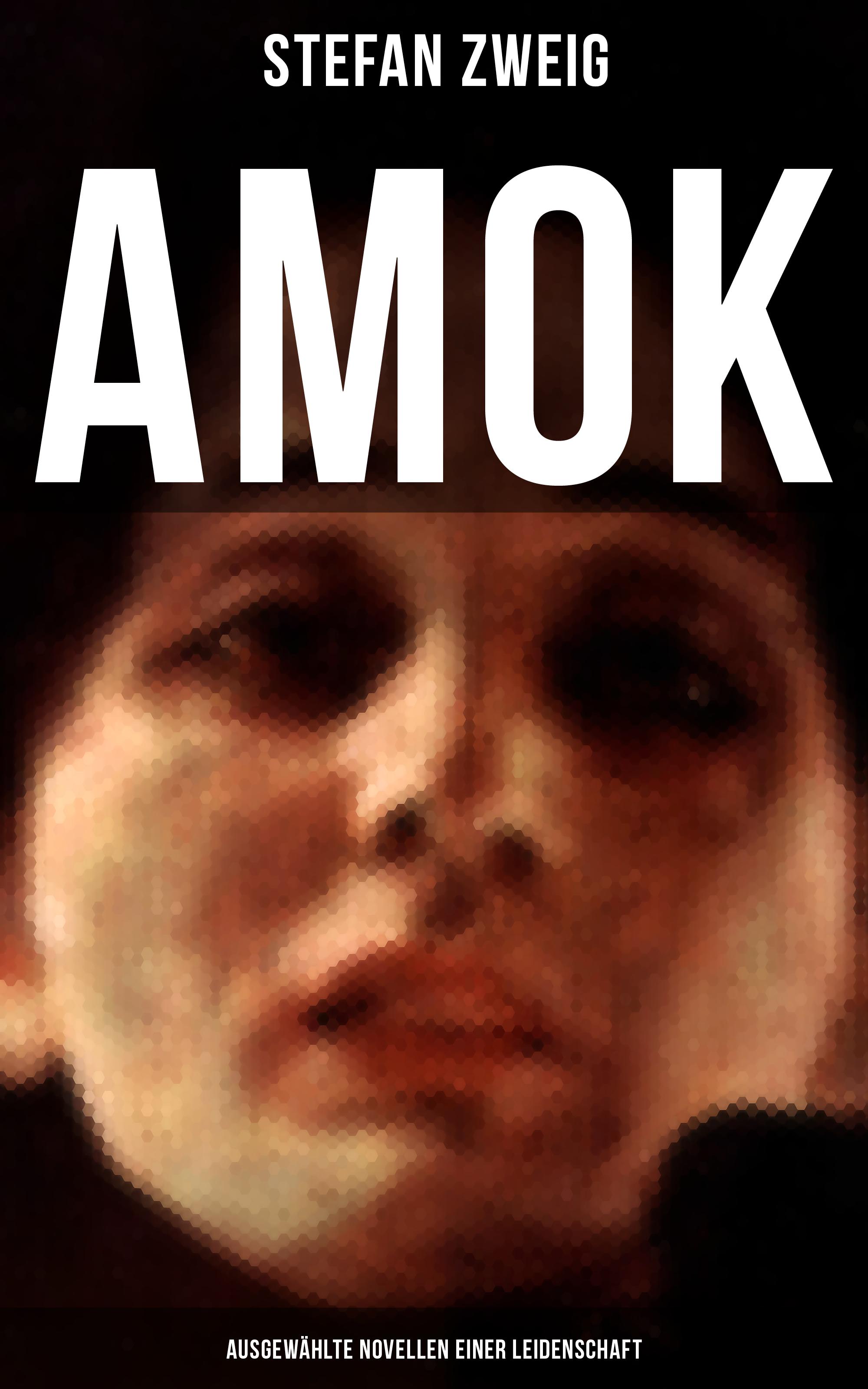 amok ausgewahlte novellen einer leidenschaft