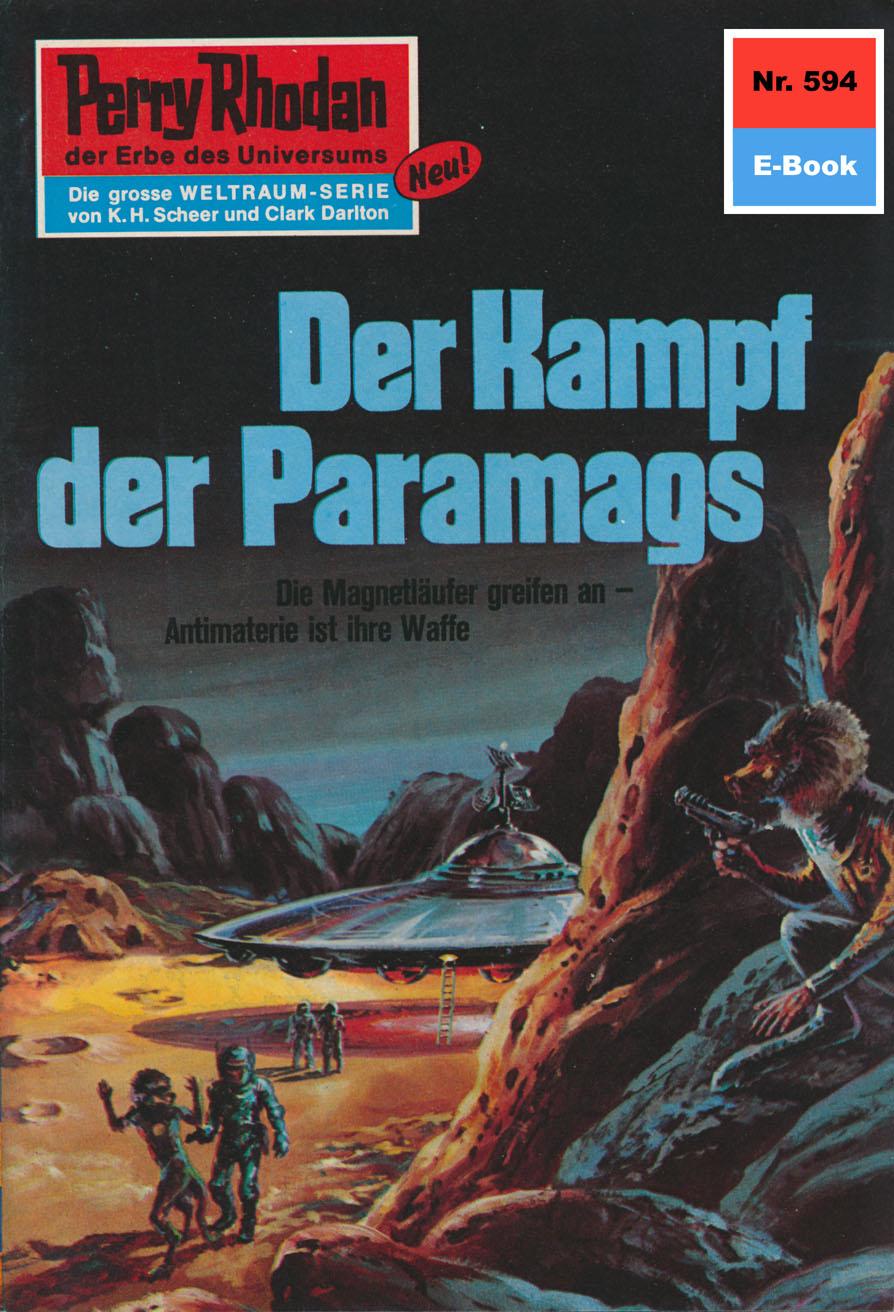H.G. Francis Perry Rhodan 594: Der Kampf der Paramags h g ewers perry rhodan 1221 der oxtorner und der admiral