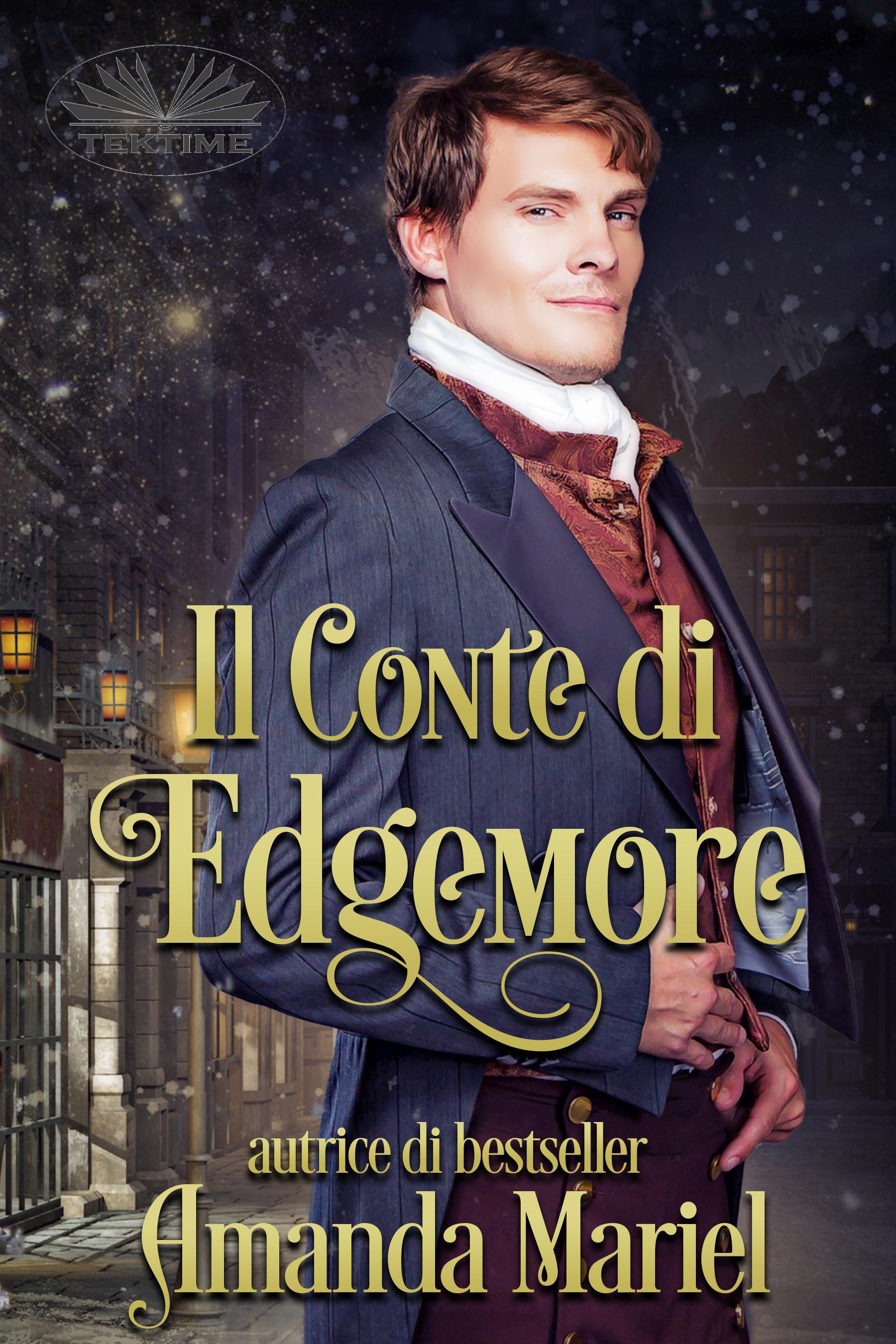 Amanda Mariel Il Conte Di Edgemore