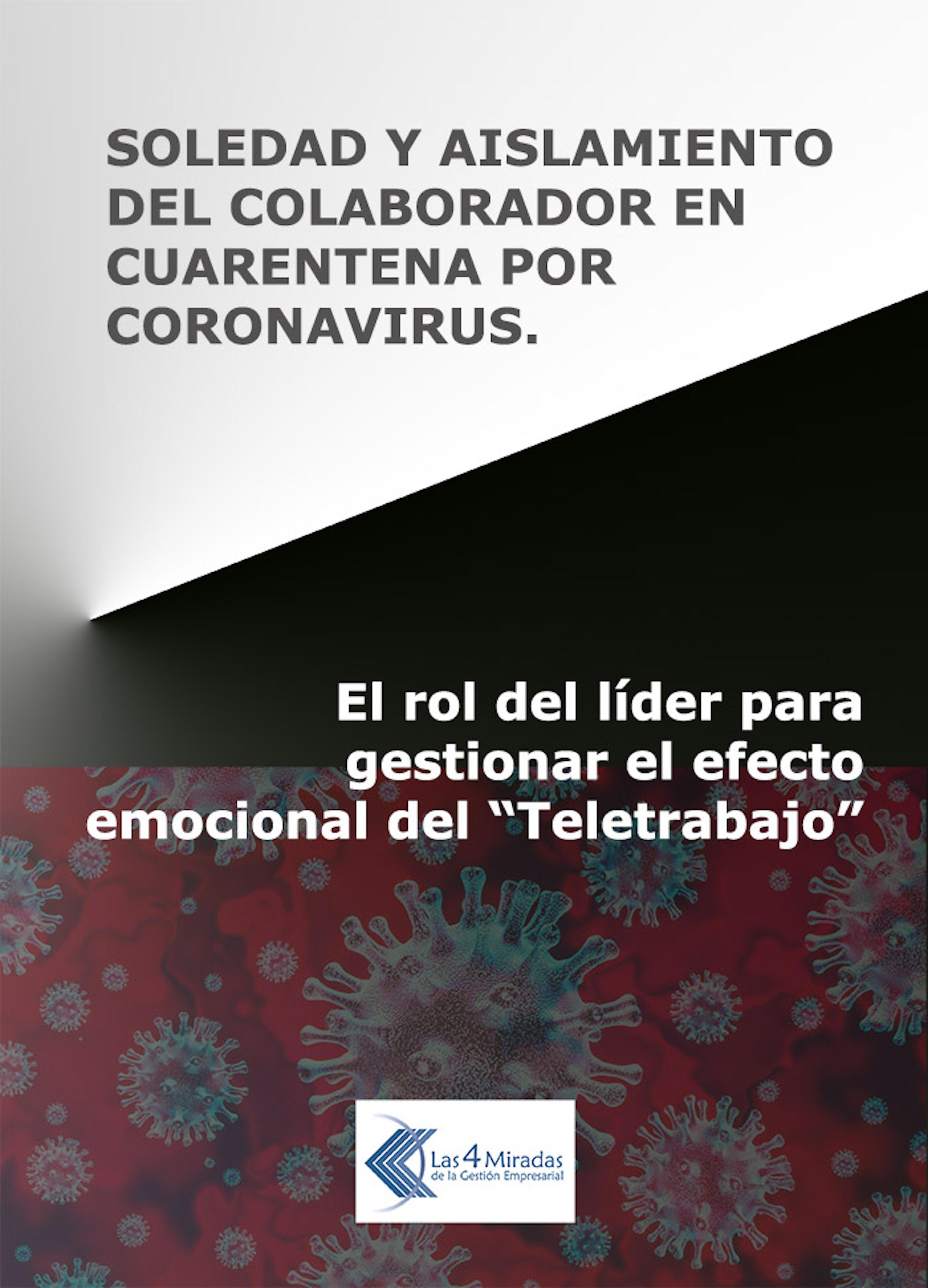 Soledad y aislamiento del colaborador en cuarentena por coronavirus фото