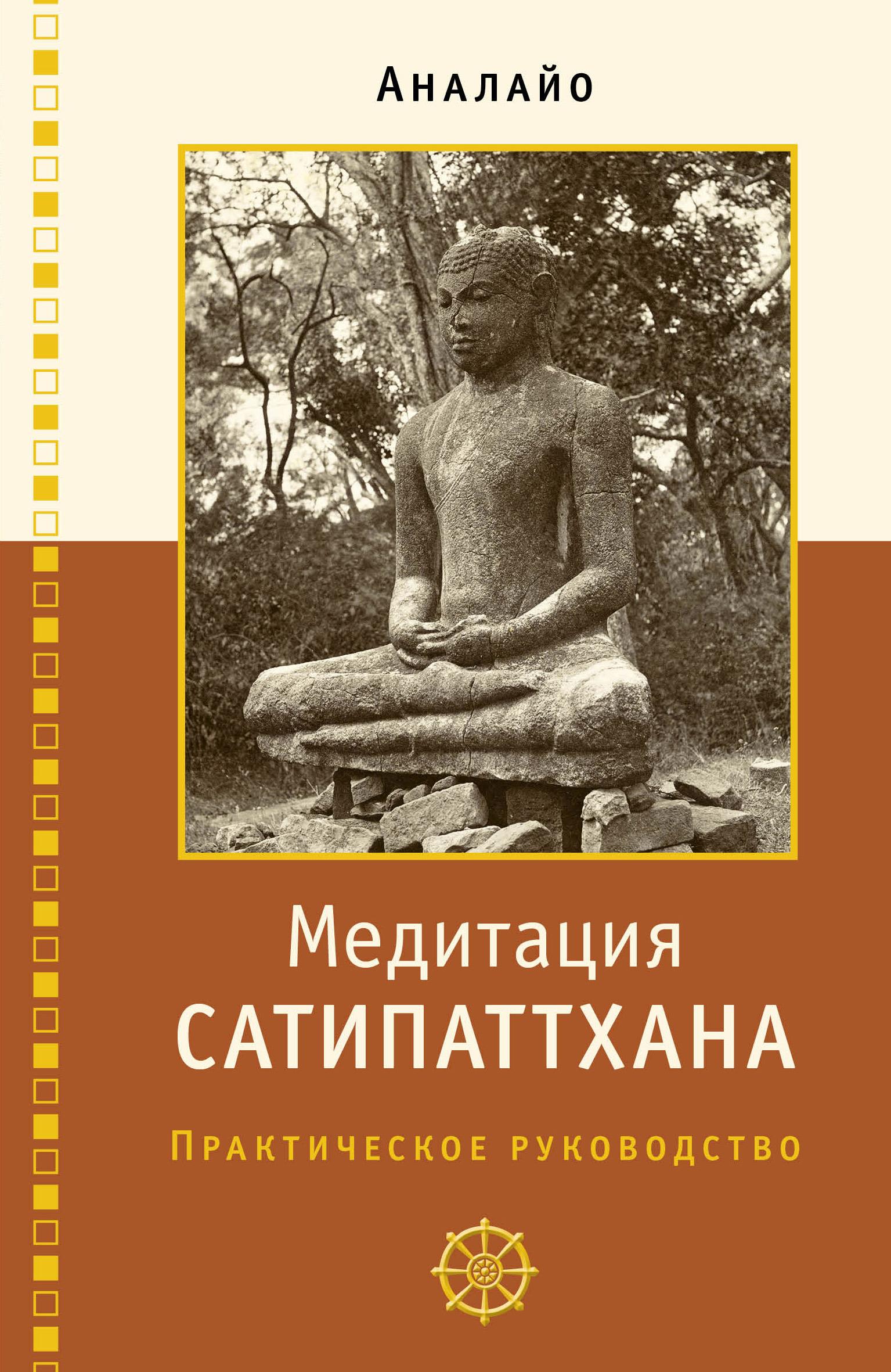 Бхиккху Аналайо, Дмитрий Устьянцев «Медитация сатипаттхана»