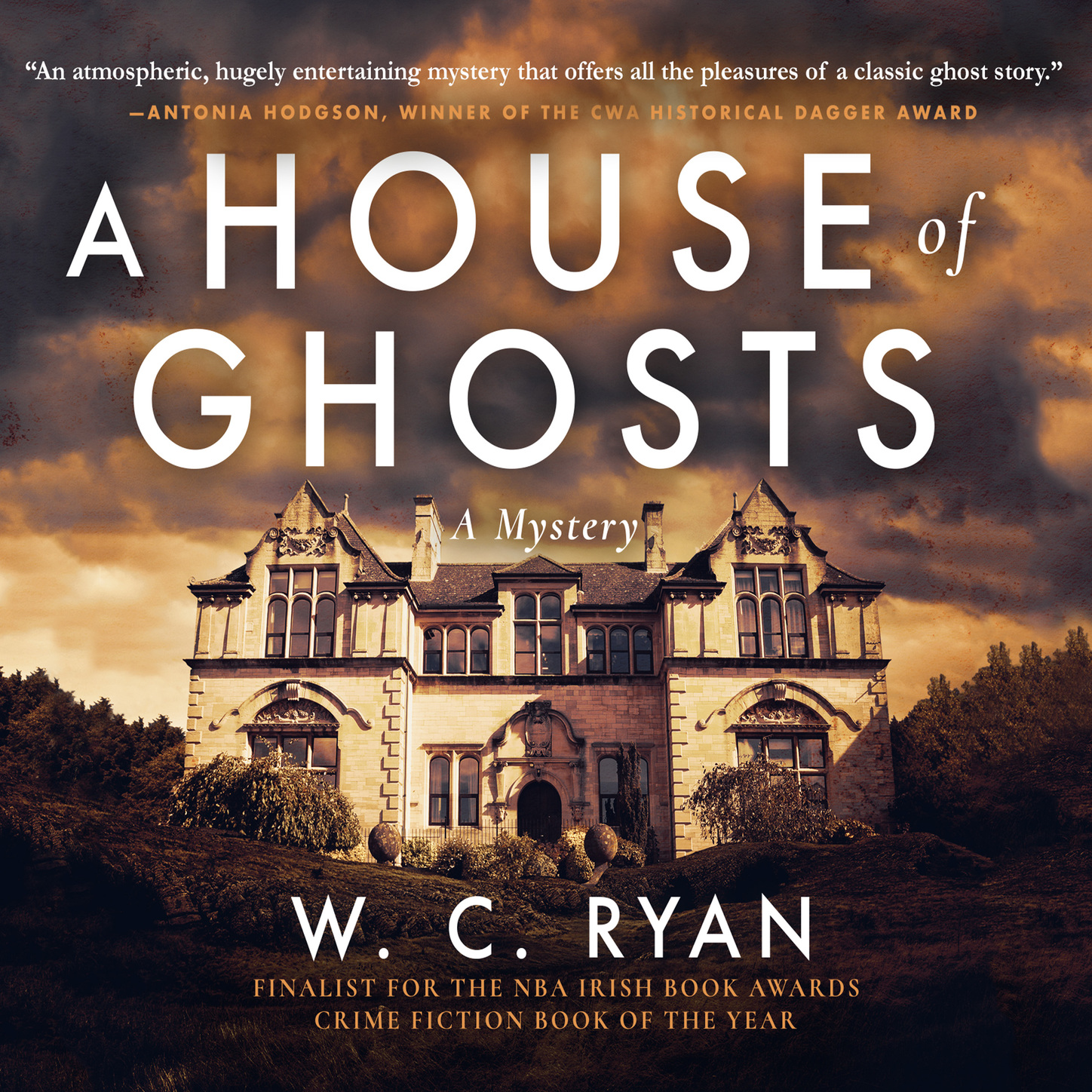 W. C. Ryan A House of Ghosts (Unabridged) a bush of ghosts куртка