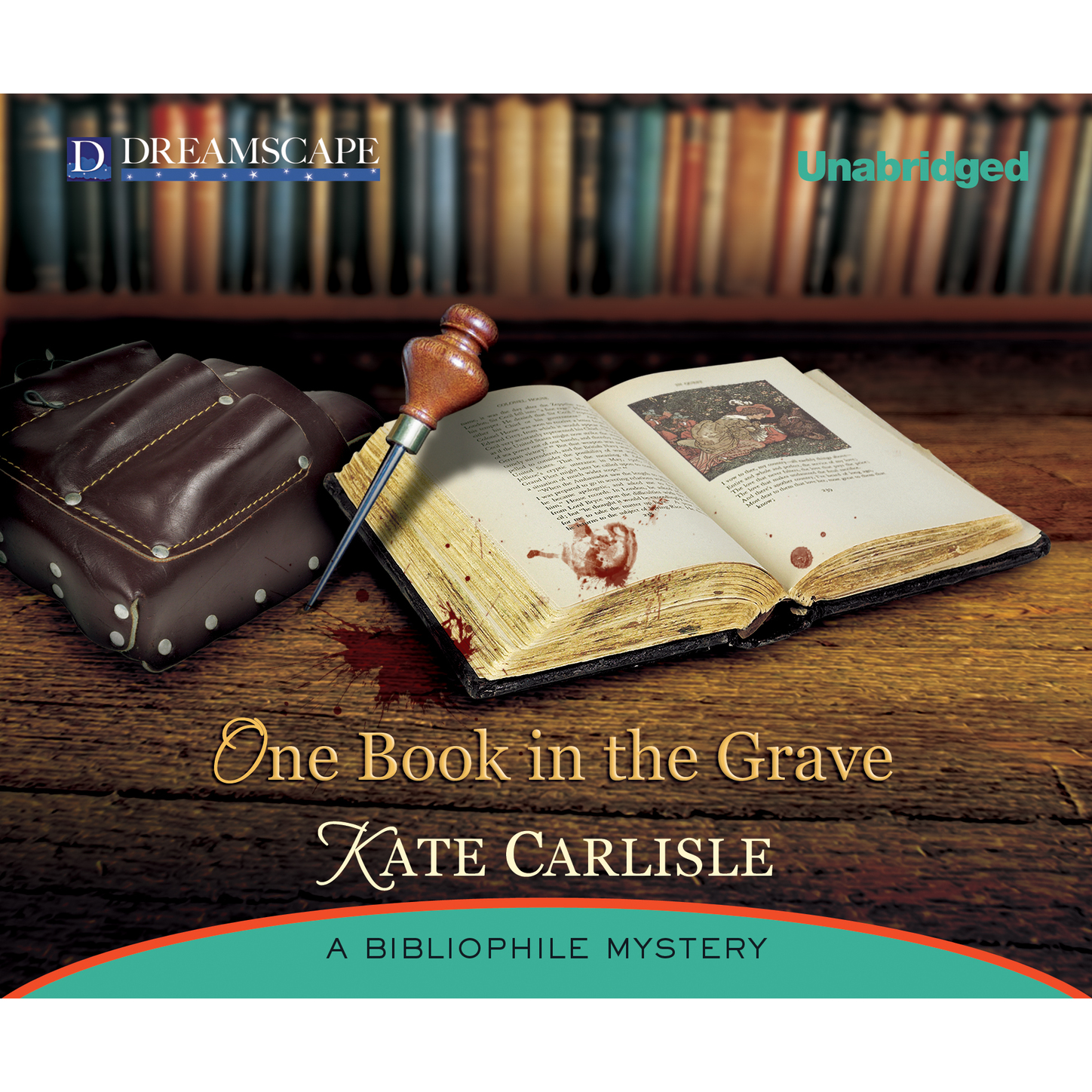 Kate Carlisle One Book in the Grave - A Bibliophile Mystery 5 (Unabridged) недорого