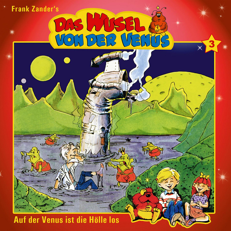Frank Zander Das Wusel von der Venus, Folge 3: Auf der Venus ist die Hölle los johannes pretzsch die folgen der bildungsungleichheit der druck makrosoziologischer veranderungsprozesse auf das bildungssystem