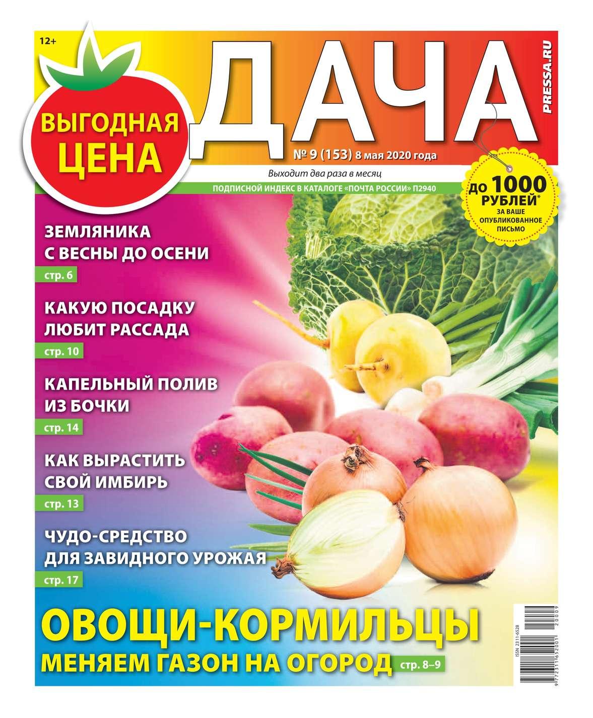 Дача Pressa.ru 09-2020