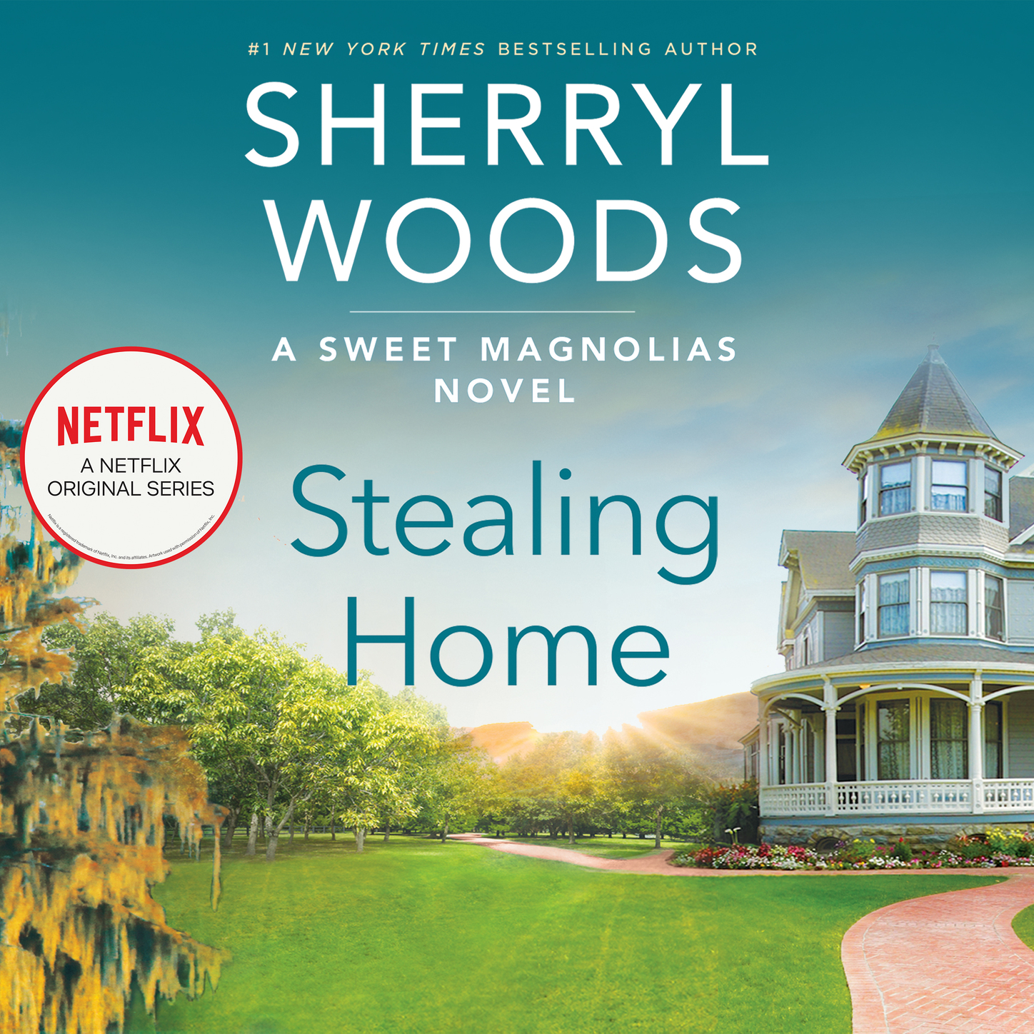 Sherryl Woods Stealing Home - Sweet Magnolias, Book 1 (Unabridged) недорого