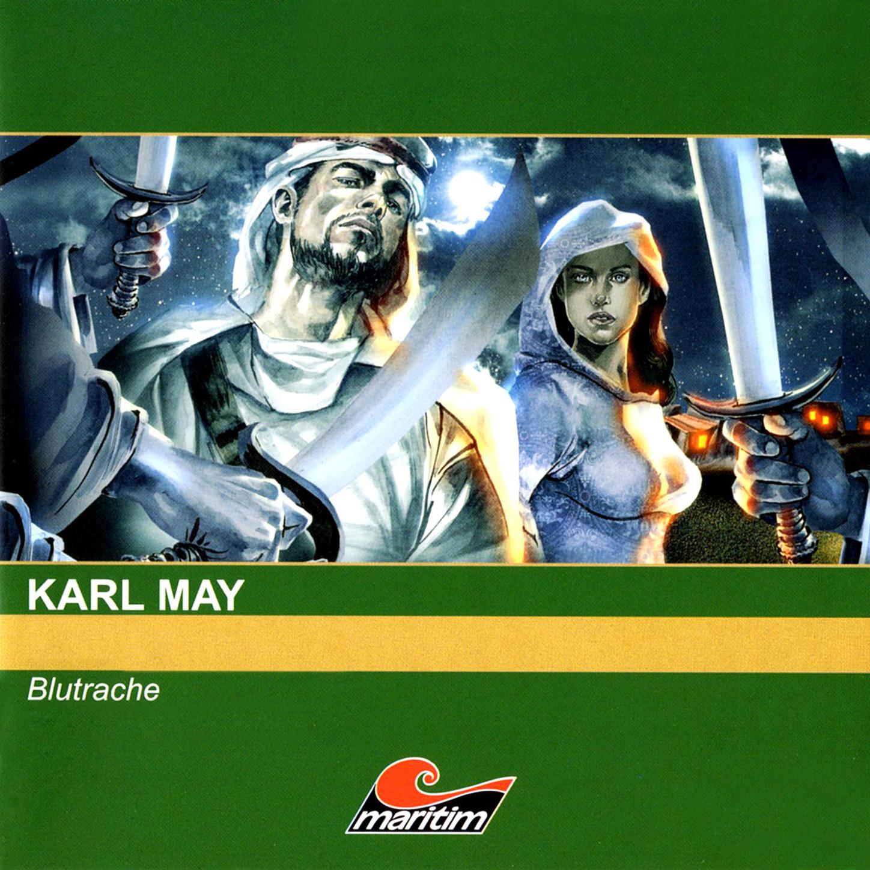 цена Karl May Karl May - Orientreihe, Blutrache I онлайн в 2017 году