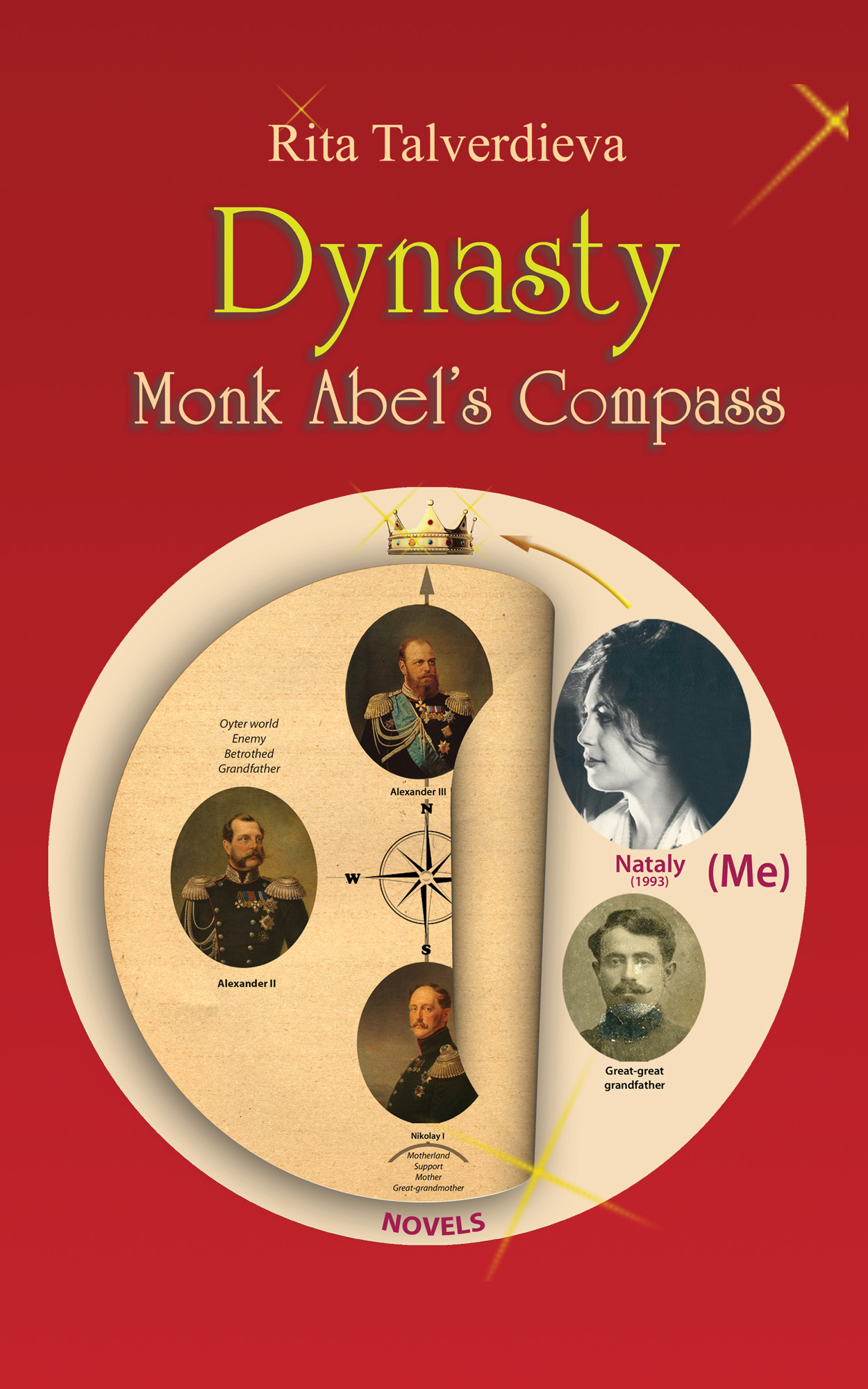 Rita Talverdieva Dynasty. Monk Abel's Compass: Short Story we were always free – the story of the maddens a free negro family of virginia