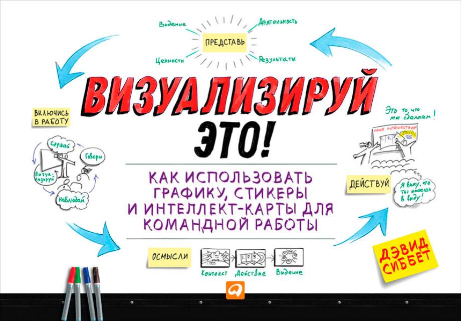 Фото - Дэвид Сиббет Визуализируй это! Как использовать графику, стикеры и интеллект-карты для командной работы стикеры для стен zooyoo1208 zypa 1208 nn