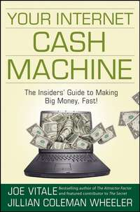 книга Your Internet Cash Machine. The Insiders' Guide to Making Big Money, Fast!