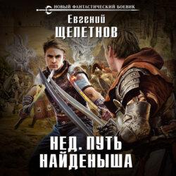Щепетнов Евгений Владимирович Нед. Путь Найденыша обложка
