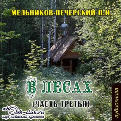 Павел Мельников-Печерский — В лесах (часть третья)