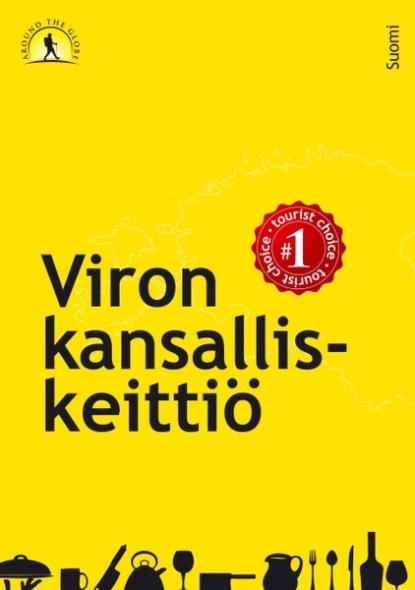 erik johan blom niitä näitä runouden alalta Margit Mikk-Sokk Viron kansalliskeittiö