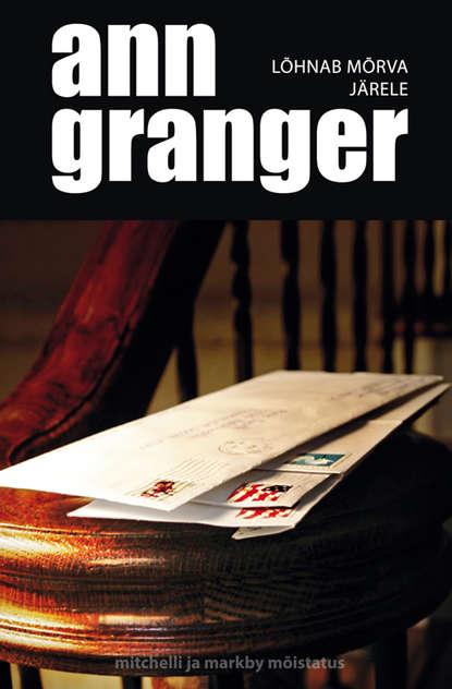 Ann Granger Lõhnab mõrva järele toby alone
