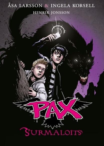 Ǻsa Larsson, Ingela Korsell Sünk.Pax: 2. raamat ǻsa larsson ingela korsell sünk pax 2 raamat