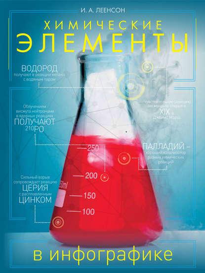 Фото - И. А. Леенсон Химические элементы в инфографике леенсон и химические элементы за минуту неизвестные факты о периодической таблице