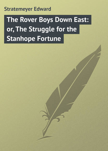 цена на Stratemeyer Edward The Rover Boys Down East: or, The Struggle for the Stanhope Fortune