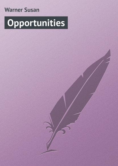 Warner Susan Opportunities warner susan diana