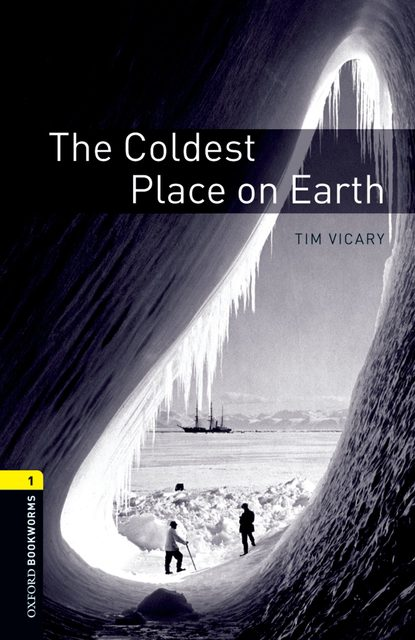 Tim Vicary The Coldest Place on Earth tim vicary the mysterious death of charles bravo