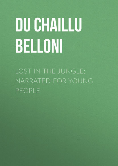 цена на Du Chaillu Paul Belloni Lost in the Jungle; Narrated for Young People