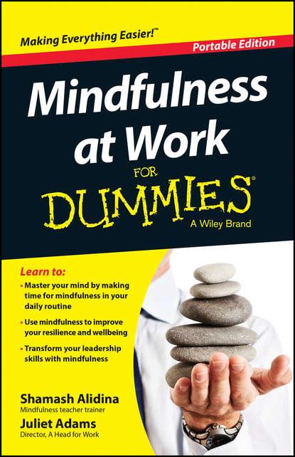 Shamash Alidina Mindfulness At Work For Dummies недорого