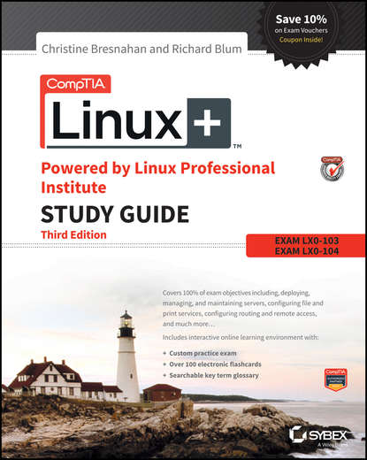 linux® system commands Richard Blum CompTIA Linux+ Powered by Linux Professional Institute Study Guide. Exam LX0-103 and Exam LX0-104