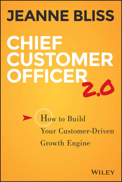 Jeanne Bliss Chief Customer Officer 2.0. How to Build Your Customer-Driven Growth Engine the innovative sale unleash your creativity for better customer solutions and extraordinary results