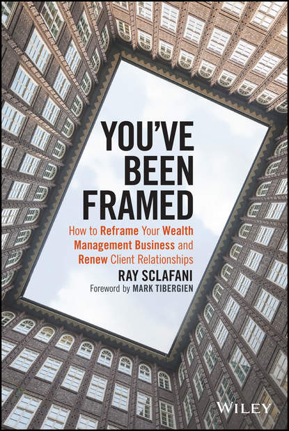 Ray Sclafani You've Been Framed. How to Reframe Your Wealth Management Business and Renew Client Relationships maciej kranz building the internet of things implement new business models disrupt competitors transform your industry