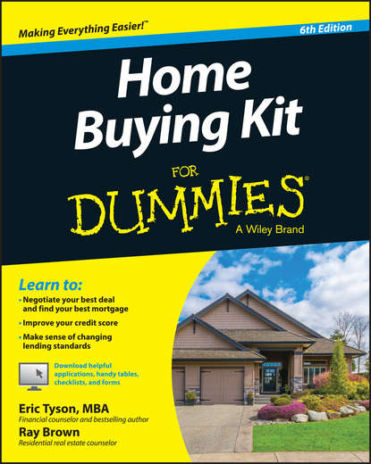 Фото - Eric Tyson Home Buying Kit For Dummies colin barrow buying a property in eastern europe for dummies
