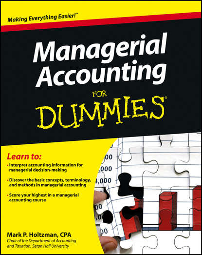 Mark Holtzman P. Managerial Accounting For Dummies john tracy a accounting for dummies