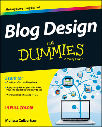 Melissa Culbertson Blog Design For Dummies blog of love