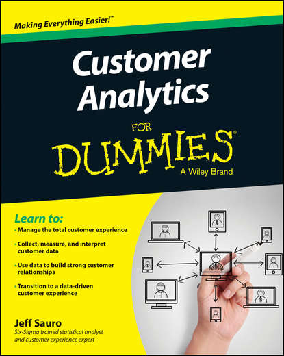Jeff Sauro Customer Analytics For Dummies perception of price fairness and customer response behaviors