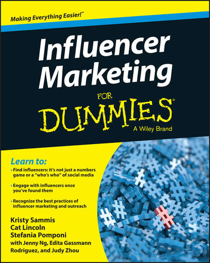 Jenny Ng Influencer Marketing For Dummies sangram vajre account based marketing for dummies