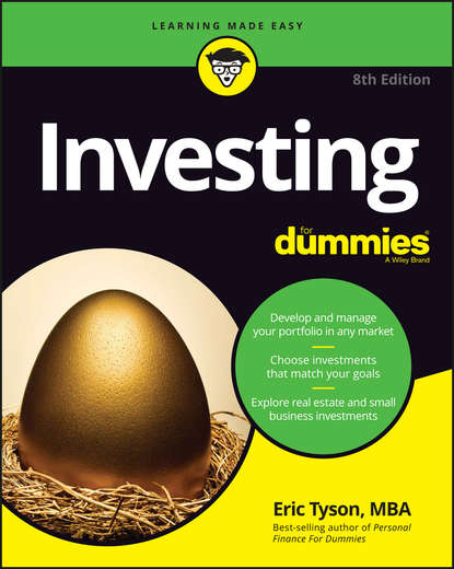 Фото - Eric Tyson Investing For Dummies charlie tian invest like a guru how to generate higher returns at reduced risk with value investing