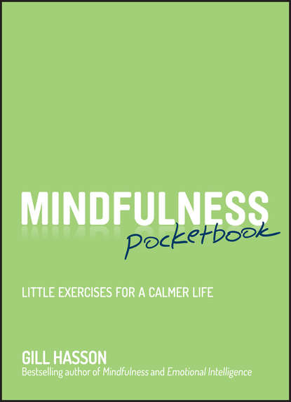 Фото - Джил Хессон Mindfulness Pocketbook. Little Exercises for a Calmer Life джил хессон emotional intelligence pocketbook little exercises for an intuitive life