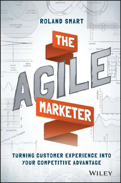 Roland Smart The Agile Marketer. Turning Customer Experience Into Your Competitive Advantage peter brinckerhoff c mission based marketing positioning your not for profit in an increasingly competitive world