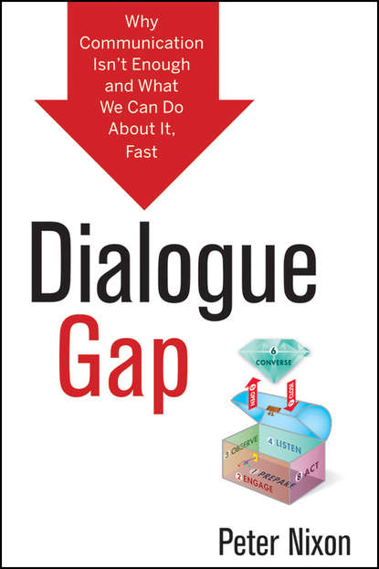 Peter Nixon Dialogue Gap. Why Communication Isn't Enough and What We Can Do About It, Fast peter nixon dialogue gap why communication isn t enough and what we can do about it fast
