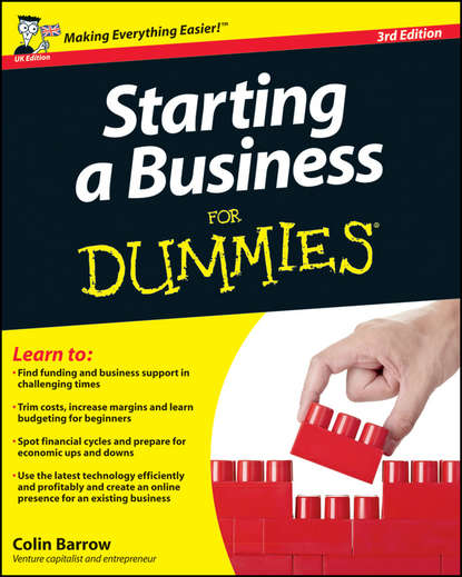 Фото - Colin Barrow Starting a Business For Dummies colin barrow buying a property in eastern europe for dummies
