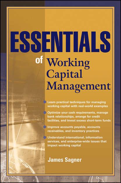 James Sagner Essentials of Working Capital Management reginald yu lee tomas essentials of capacity management