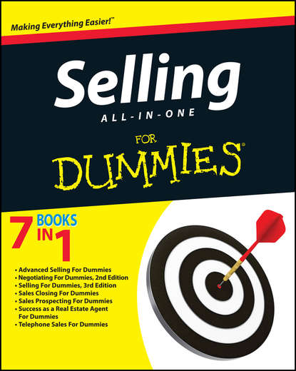 Consumer Dummies Selling All-in-One For Dummies ben kench selling for dummies